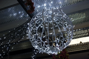 Led Rope Sphere